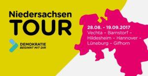 Tour durch Niedersachsen