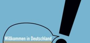 Willkommensbroschüre für unbegleitete Minderjährige in mehreren Sprachen