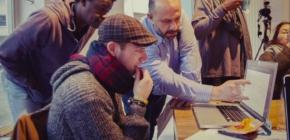 Cameo Kollektiv e.V und Online Plattform Upgration