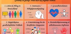 Multiplikatorinnen-Schulung: Empowerment für geflüchtete Frauen