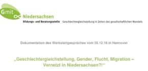 Vernetzt in Niedersachsen?!