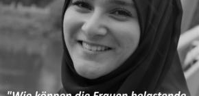 Als geflüchtete Frau in Niedersachsen…