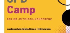 Intersektionalitäts-Workshop auf dem JPD-Camp