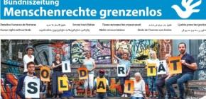 Bündniszeitung Menschenrechte grenzenlos